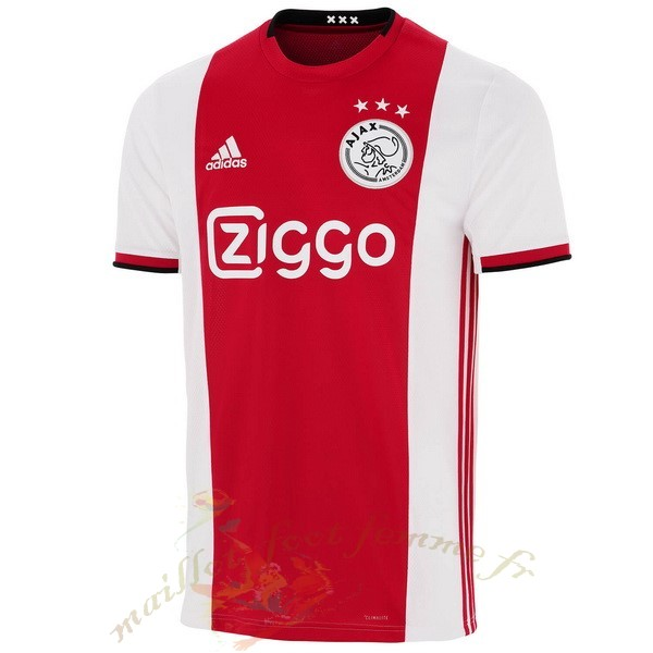 Destockage Maillot Football adidas Domicile Maillot Ajax 2019 2020 Rouge