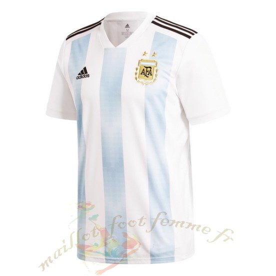 Destockage Maillot Football Adidas Domicile Maillot Argentine 2018 Blanc