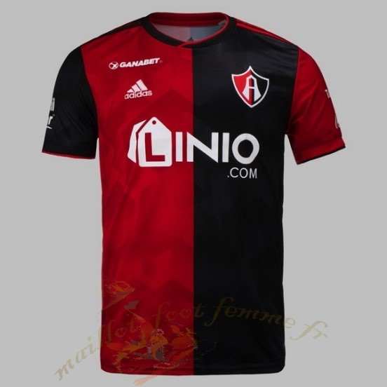 Destockage Maillot Football Adidas Domicile Maillot Cf Atlas Fc 2018 2019 Rouge