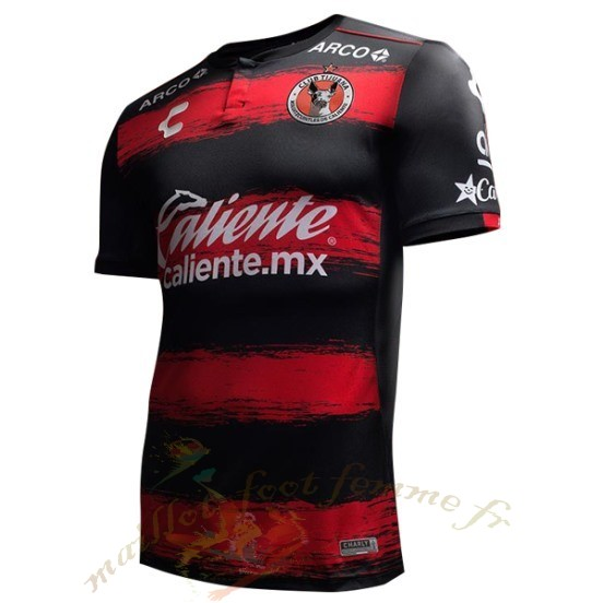 Destockage Maillot Football Tenis Charly Domicile Maillot Tijuana 2018 2019 Rouge