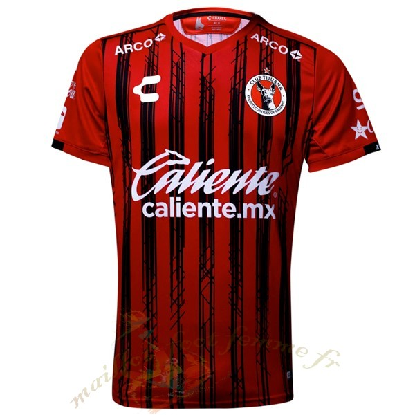 Destockage Maillot Football Tenis Charly Domicile Maillot Tijuana 2019 2020 Rouge