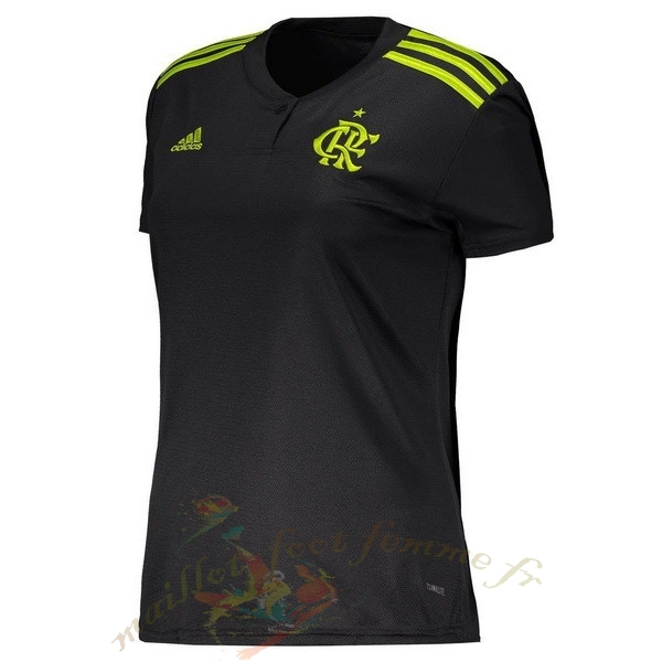 Destockage Maillot Football adidas Third Maillot Femme Flamengo 2019 2020 Noir