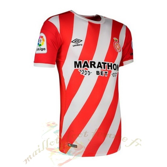 Destockage Maillot Football Umbro Domicile Maillot Girona 2018 2019 Rouge