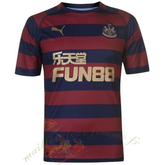 Destockage Maillot Football Puma Exterieur Maillot Newcastle United 2018 2019 Rouge