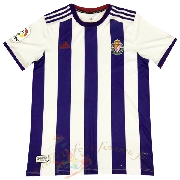 Destockage Maillot Football adidas Domicile Maillot Real Valladolid 2019 2020 Purpura